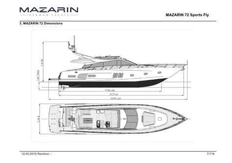 Boat Dimensions by Owners Manual Rolf Boat