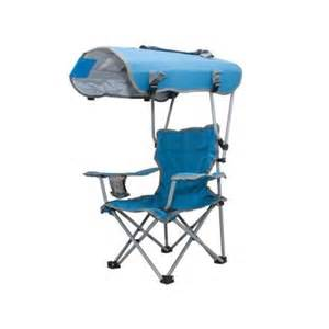 kelsyus k canopy chair in blue gray 80316 the home depot
