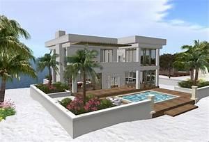 Modern, Homes, Exterior, Designs, Views