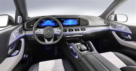 2020 Mercedesbenz Gleclass Crossover Suv Loaded With