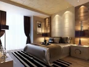 downlit textured wall bedroom luxury china interior design ideas