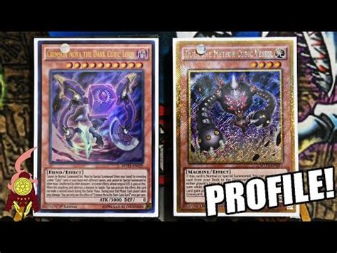 yugioh best cubic deck profile ft duza combos in depth profile 2017