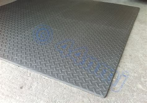 12mm thick anti fatigue protective eva foam flooring mats