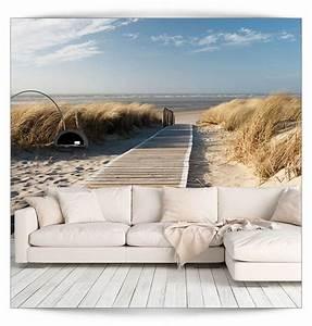 Fototapete Für Wohnzimmer : die besten 25 fototapete strand ideen auf pinterest phototapete fototapete natur und strand ~ Sanjose-hotels-ca.com Haus und Dekorationen
