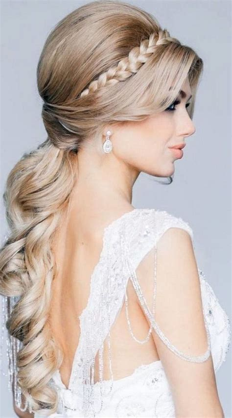 Wedding Updo Hairstyles 2016   Hairstyles 2017 New