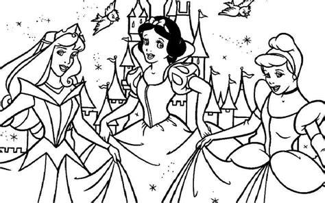 Printable Disney Princesses