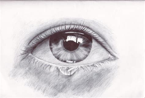 eye  drawing  krystianpolish  deviantart