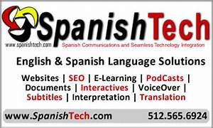 spanishtech lcc With document translation services austin tx