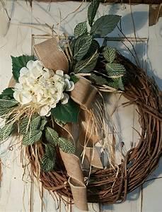 Front, Door, Wreath, Hydrangea, Wreath, Wreath, Great, For, All