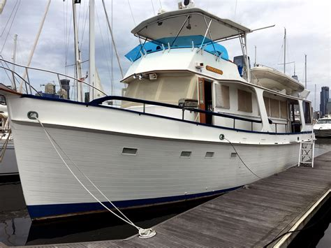 Banks Boats by 1974 Grand Banks 50 Power Boat For Sale Www Yachtworld