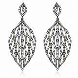 Coloring Pages Jewelry Clip Earrings Simple Keywordsuggest Sutra sketch template