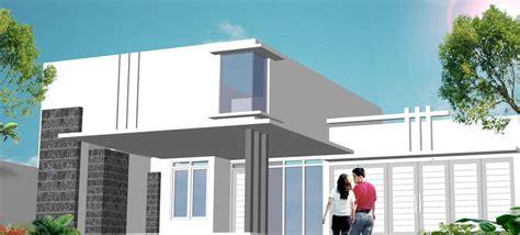 rumah minimalis 1 lantai tak seperti 2 lantai