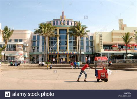 Durban Kzn South Africa Suncoast Artdeco Casino And