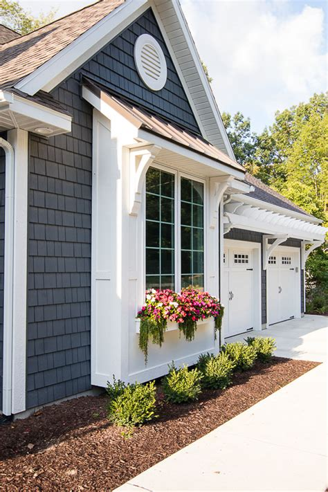 charming lakeside cottage michigan walkout basement idesignarch interior design