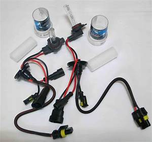 1 Kit 35w H4 4 Slim Ballasts Dual Xenonlow  U0026 High Beam Hid