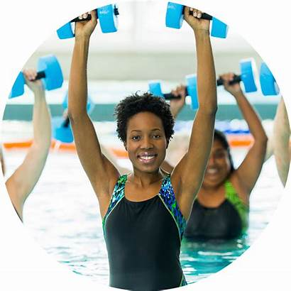 Silversneakers Splash Exercise Classes Class Yoga Fitness