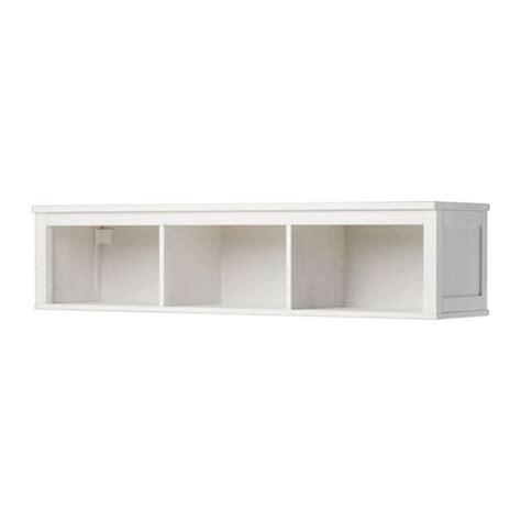 HEMNES u00c9tagu00e8re murale/pont - teintu00e9 blanc - IKEA