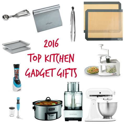 2016 Top Kitchen Gadget Holiday Gifts  Bite Of Health