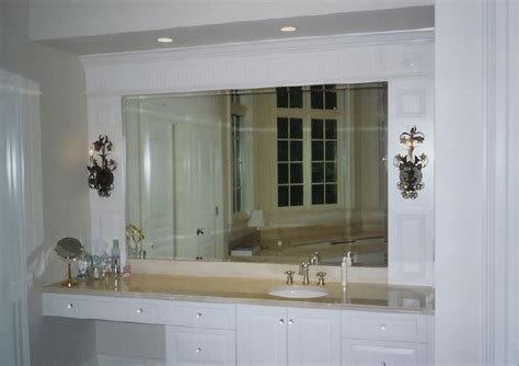 How To Install A Bathroom Mirror by Mirrors In Stoke On Trent