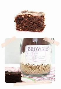 Brownies Im Glas : brownies im glas geschenke aus der k che pinterest brownies gift and jar ~ Orissabook.com Haus und Dekorationen