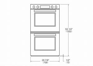 30 Double Electric Convection Oven Self