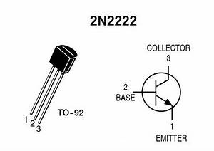 all about 2n2222 transistor and its circuit diagrams With circuit 2n2222