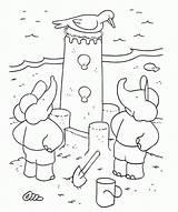 Castle Coloring Sand Sandcastle Template Clip Drawing Library Clipart Popular Printable Lowgif Sheet sketch template