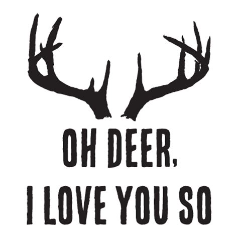 deer  love   wall quotes decal wallquotescom