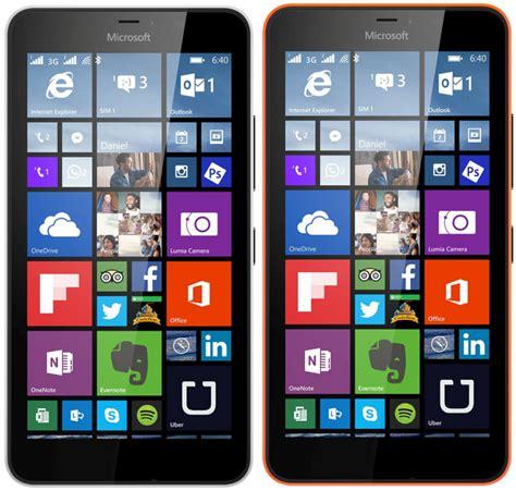microsoft announces lumia 640 xl 3g dual sim lumia 540