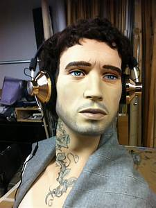 D.B. Decorative Arts: Painted Realistic Male Mannequins ...  Realistic