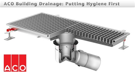 kitchen floor drain aco building drainage how to get more from your kitchen 5615
