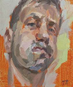 Tim Benson Portrait Painting: Highgate Contemporary Art ...