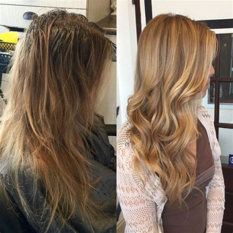 Before And After To Brown by 1000 Images About Bijou Salon On Lakes