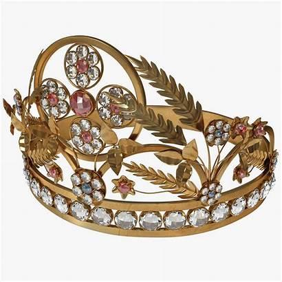 Crown 3d Jeweled Turbosquid 3ds 51f7