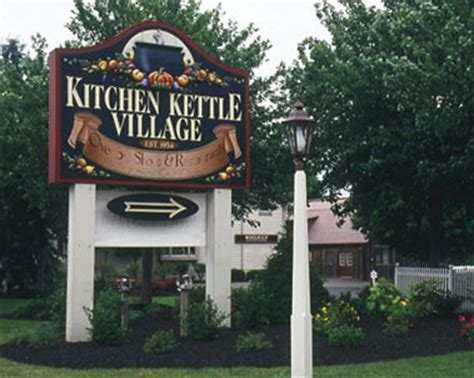 Contact Kitchen Kettle Village In Lancaster County, Pa
