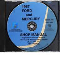 online auto repair manual 1967 ford country electronic valve timing 1967 ford and mercury shop manual on cd