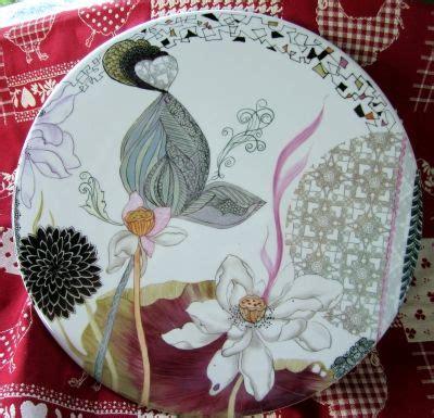 plaque moderne vous pratiquez la peinture sur porcelaine resim amusement