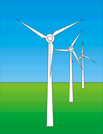 Windmill Wallpaper Animated - wind turbine clipart animated gif pencil and in color