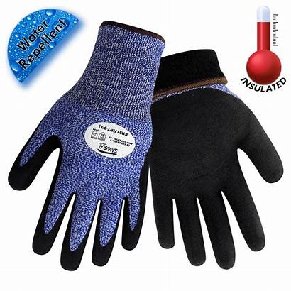 Gloves Cut Resistant Glove Level Insulated Samurai
