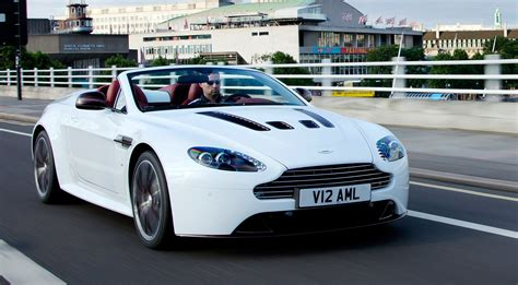 2013 Aston Martin Vantage Review, Ratings, Specs, Prices