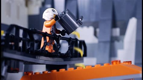 Taking Out The Trash Lego Star Wars Stop Motion Story