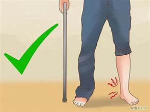 How to Hold and Use a Cane Correctly12 Steps (with Pictures)