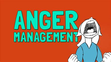 anger management techniques youtube