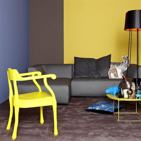modern decorating color combinations yellow paint color