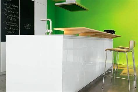 ilot central bar cuisine cuisine avec îlot central 43 idées inspirations