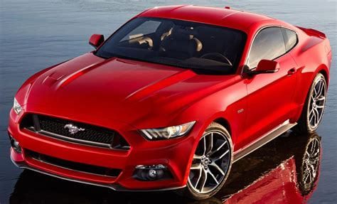 2015 Ford Mustang Pricing To Start At ,425