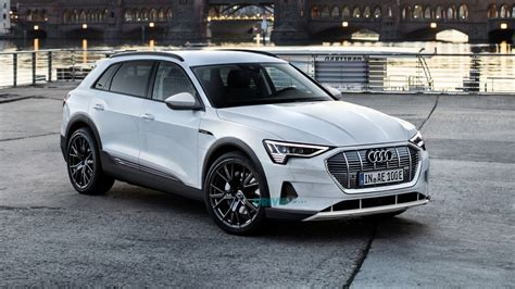 2019 Audi Etron Rendered
