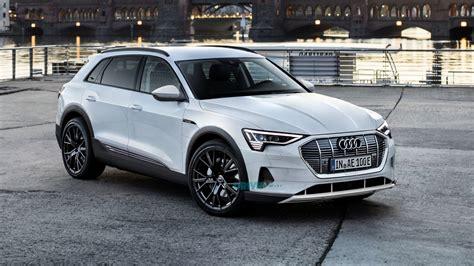2019 Audi Etron Rendered