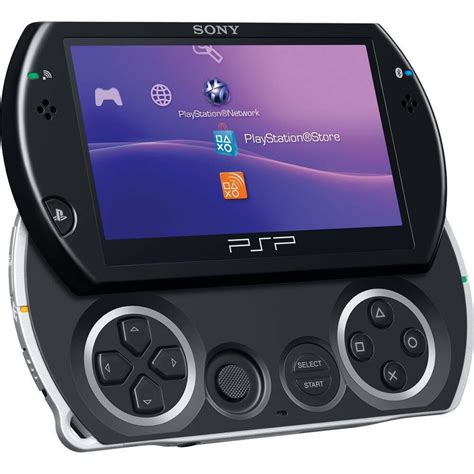 Playstation Portable Console by Sony Playstation Portable Psp Go Piano Black Handheld