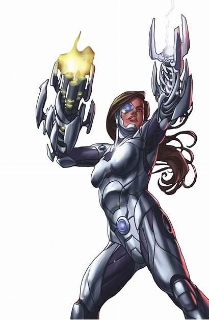 Cyborg Deviantart Female Transparent Favourites